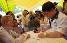 Tập trung thực hiện các mục tiêu ưu tiên về sức khỏe và dân số