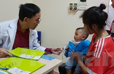 Chương trình phẫu thuật nhân đạo cho bệnh nhân bị dị tật môi