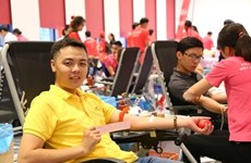 Hành trình Đỏ tiếp nhận 85.000 đơn vị máu được hiến tình nguyện