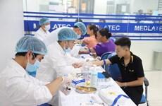 Sàng lọc bệnh tan máu bẩm sinh miễn phí cho 2.000 người dân ở Hòa Bình