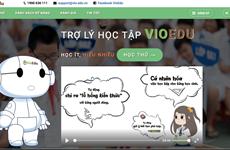 Học tập trực tuyến VioEdu giúp học sinh giảm 50% thời gian