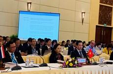 Bộ trưởng Y tế ASEAN bàn các giải pháp chống lại thuốc giả
