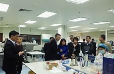 20 mô hình bệnh viện triển khai an toàn vệ sinh lao động toàn diện