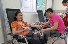 Khai trương điểm hiến máu cố định ngoại viện thứ 2 ở Hà Nội