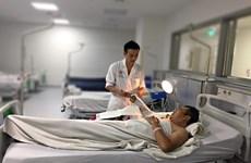 'Hồi sinh' kỳ diệu cho một bệnh nhân có cánh tay bị đứt rời hoàn toàn