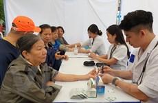 Nhiều hoạt động hỗ trợ người dân phòng bệnh không lây nhiễm