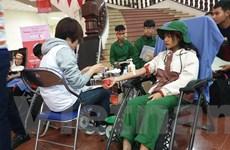 Ngày hội hiến máu Chủ Nhật đỏ dự kiến thu về 50.000 đơn vị máu