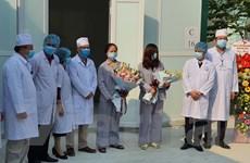 Hai bệnh nhân COVID-19 điều trị ở Bình Xuyên được công bố khỏi bệnh