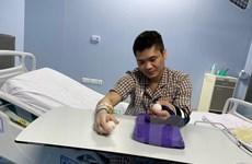 VN thành công ca ghép chi thể đầu tiên trên thế giới từ người cho sống