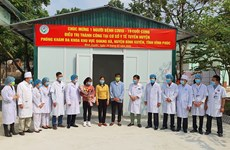 Bệnh nhân mắc COVID-19 thứ 16 tại Việt Nam đã được xuất viện