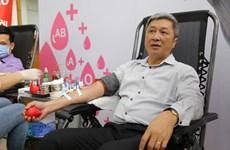Việt Nam đang rơi vào tình trạng khan hiếm máu trầm trọng