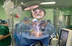 Bệnh nhi 9 tháng tuổi hồi sinh kỳ diệu sau ca ghép gan đặc biệt