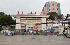 """""""Bệnh viện Bạch Mai là một trong những ổ dịch có nguy cơ cao nhất"""""""