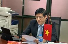 Việt Nam hỗ trợ Bộ Y tế Lào trong phòng chống dịch COVID-19