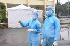 Ca bệnh 243 có tiếp xúc gần với 17 nhân viên Bệnh viện Phụ sản Hà Nội