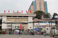 Yêu cầu Bệnh viện Bạch Mai báo cáo về vụ tụ tập đông người