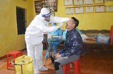 Gần 10.000 mẫu xét nghiệm tại Hạ Lôi có kết quả âm tính với SARS-CoV-2