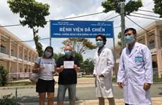 Thêm 3 bệnh nhân mắc COVID-19 ở Việt Nam được công bố khỏi bệnh