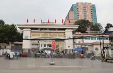 Bệnh viện Bạch Mai khám chữa bệnh bình thường trở lại