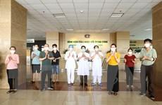 Thêm 8 ca khỏi, Việt Nam đã chữa thành công cho 90% bệnh nhân COVID-19