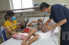 Cảnh giác cho trẻ nhỏ khi bệnh viêm não vào mùa cao điểm