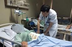 Người đàn ông thủng đại tràng vì nuốt tăm tre khi ngủ