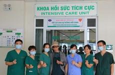 Chuyện kể về hành trình đưa bệnh nhân COVID-19 vượt cửa tử hồi sinh
