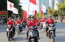 Chuỗi hoạt động tôn vinh 100 người hiến máu tiêu biểu toàn quốc