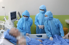 Bệnh nhân 91 hồi phục, ghép phổi sẽ trở thành phương án dự phòng