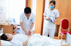 Nhiều chương trình khám miễn phí về bệnh tăng huyết áp, thai sản