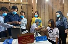 Bộ Y tế kiểm tra công tác phòng chống dịch bạch hầu tại Đắk Nông