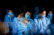 Không ghi nhận thêm trường hợp mắc mới bệnh COVID-19