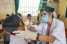 Bộ Y tế: Bệnh bạch hầu đang có những diễn biến phức tạp