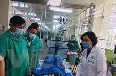 Bệnh nhân 91 tập nói tiếng Việt và đã đủ các điều kiện chuyển viện