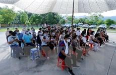 Hơn 8.800 người nhập cảnh từ vùng dịch đang được cách ly
