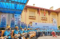 708 đoàn diễu hành lưu động hưởng ứng ngày bảo hiểm y tế Việt Nam