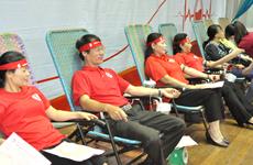 Chiến dịch Hành trình Đỏ đã tiếp nhận 33.000 đơn vị máu trên cả nước