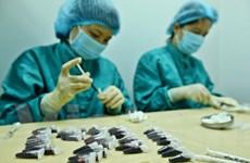 Việt Nam nỗ lực rút ngắn thời gian sản xuất vắcxin phòng COVID-19