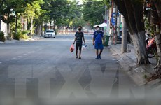 Lịch sử di chuyển của 8 ca mắc COVID-19 tại thành phố Đà Nẵng