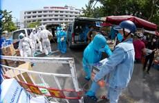 Bộ Y tế tăng cường thêm nhân lực tới Đà Nẵng phòng chống dịch