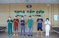 Thêm 4 trường hợp mắc COVID-19 ở Việt Nam được công bố khỏi bệnh