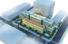 Khởi công dự án 750 tỷ đồng đầu tư nâng cấp, cải tạo Bệnh viện K
