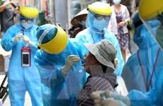 Hải Phòng, Bình Định cử 58 nhân viên y tế đến hỗ trợ Đà Nẵng