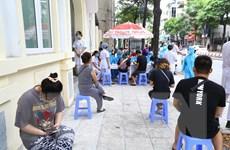 Lịch trình di chuyển và đi khám bệnh của ca bệnh 714 ở Hà Nội