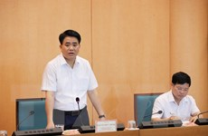 COVID-19: Hà Nội chuẩn bị đón 800 người từ Đà Nẵng và nước ngoài về