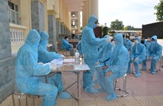 Việt Nam ghi nhận thêm 20 trường hợp mắc COVID-19 và 1 ca tử vong