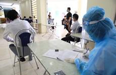 Hà Nội có số người mắc COVID-19 cao thứ 2 trên toàn quốc