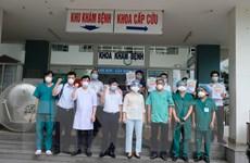 Bộ Y tế: Ổ dịch COVID-19 tại miền Trung đã được kiểm soát