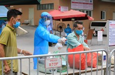 Thêm 14 ca, Việt Nam ghi nhận 1.007 trường hợp mắc COVID-19