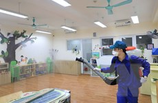 Thêm 2 ca, Việt Nam có tổng cộng 1.040 trường hợp mắc COVID-19